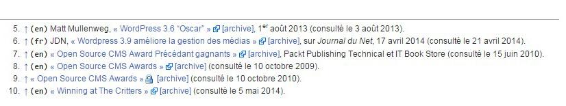 wikipedia-wordpress-liens-externes